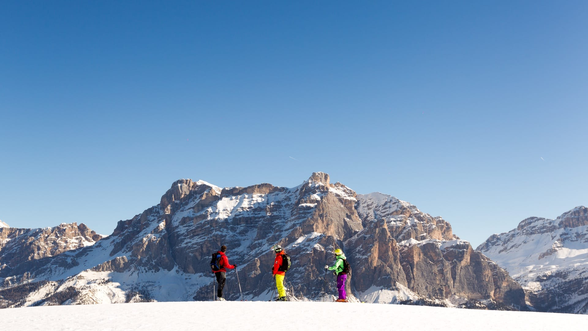 Skiing weeks in Alta Badia